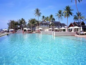 Apsara Beachfront Villa's en Resort in Thailand