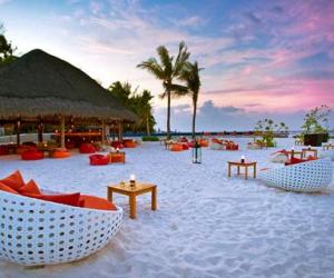 Kuramathi Island Resort Malediven