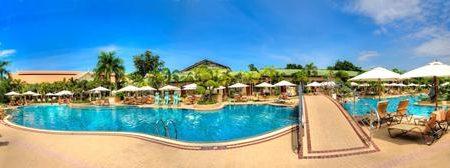 Thai Garden Resort in Thailand