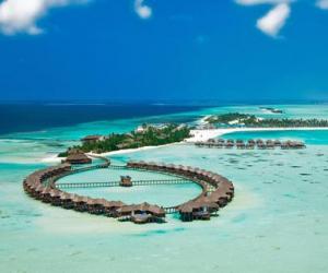 Olhuveli Beach resort Malediven