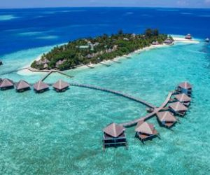Adaaran Club Rannalhi op de Malediven