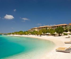 Santa Barbara Beach vakantie Curacao