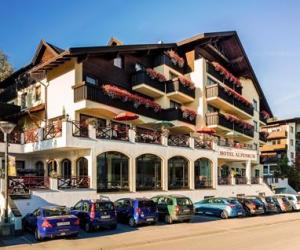 Hotel Alpenruh in Oostenrijk