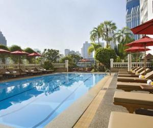 Amari Boulevard hotel hailand