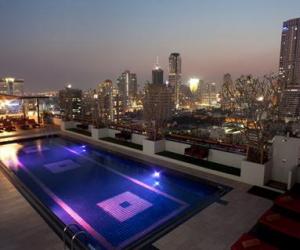 Hotel Furama Silom in Bangkok