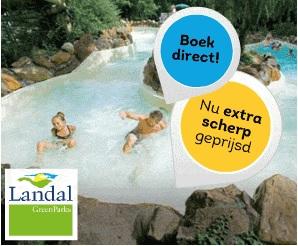Bekijk Landal acties en last minutes